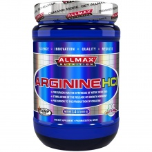 Л-Аргинин Allmax Nutrition Arginine HCI Maximum Strength 5000мг 400 гр